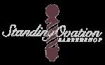 Standing Ovation Barbershop Logo